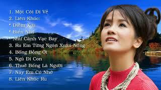Một Cõi  Đi Về - Hồng Nhung   Tuyển Tập Nhạc Trịnh Hay Nhất
