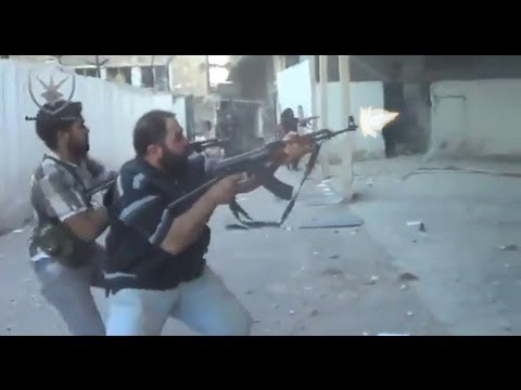FSA And Al Nusrah Footage Of Heavy Clashes In Battle Of Latakia (Latikia Offensive)ᴴᴰ