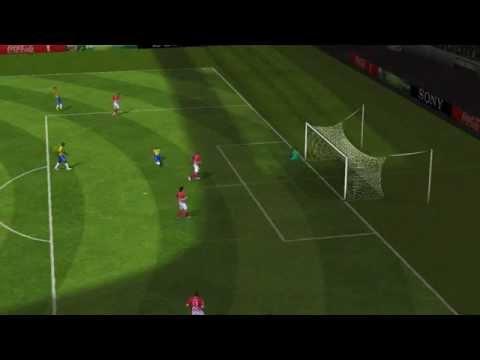 fred's fantastic volley kick (brazil-croatia)