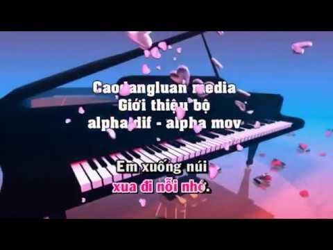 KARAOKE LIEN KHUC NHAC SONG ORGAN TANG QUE HUONG