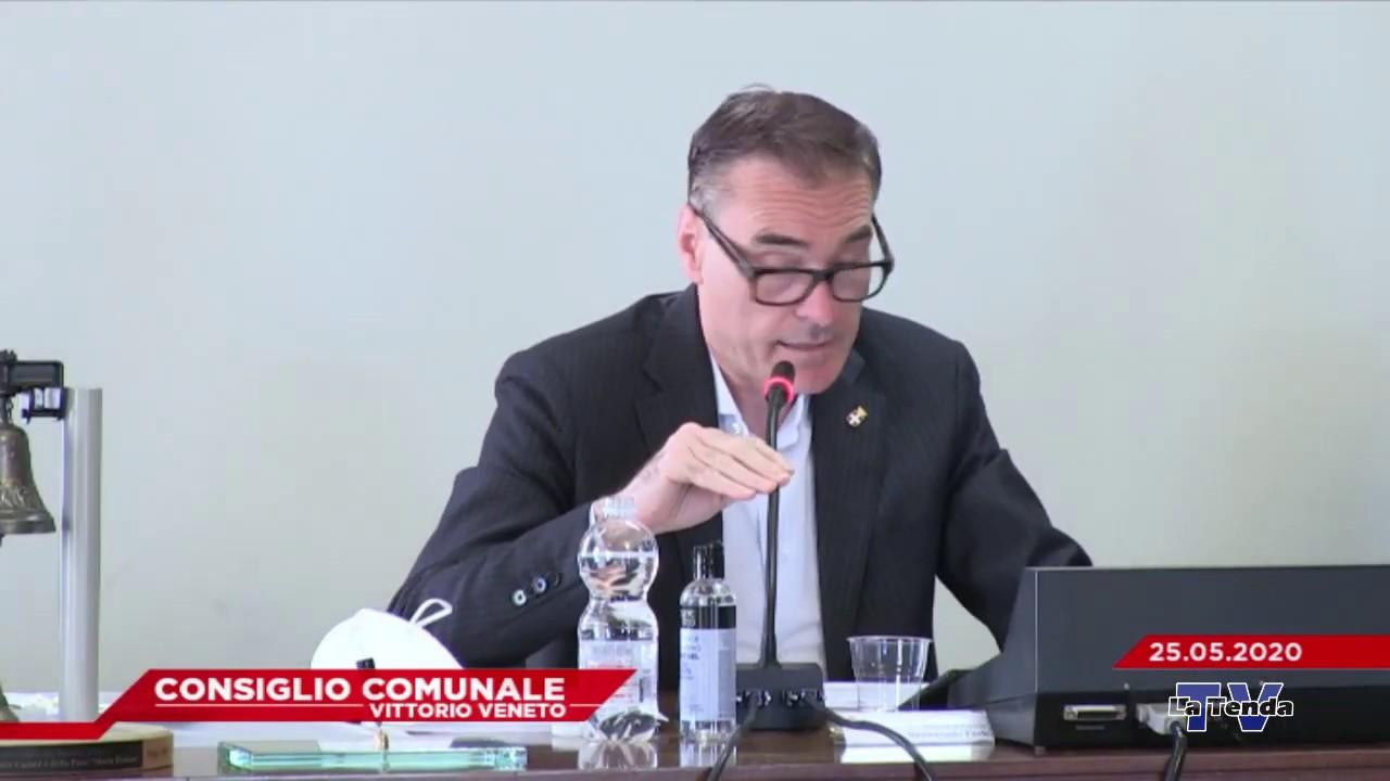 CONSIGLIO COMUNALE VITTORIO VENETO - Seduta del 26.05.2020