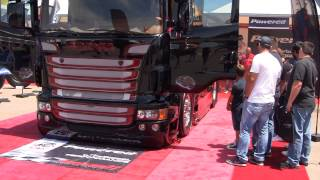 SARANTOS Scania You Truck Fiesta 2013