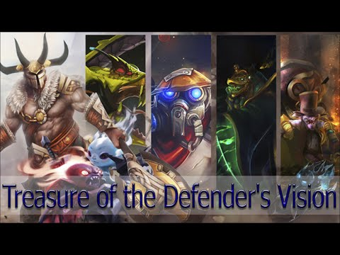 Treasure of the Defender's Vision