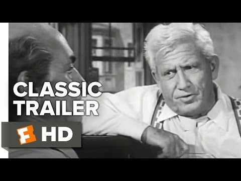 Inherit the Wind Official Trailer #1 - Spencer Tracy Movie (1960) HD
