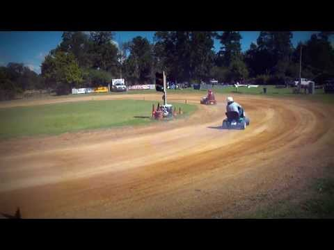 OCTOBER 5, 2013 BP HEAT LAWN MOWER RACE THOMASVILLE GA