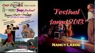 Festival Tango 2013