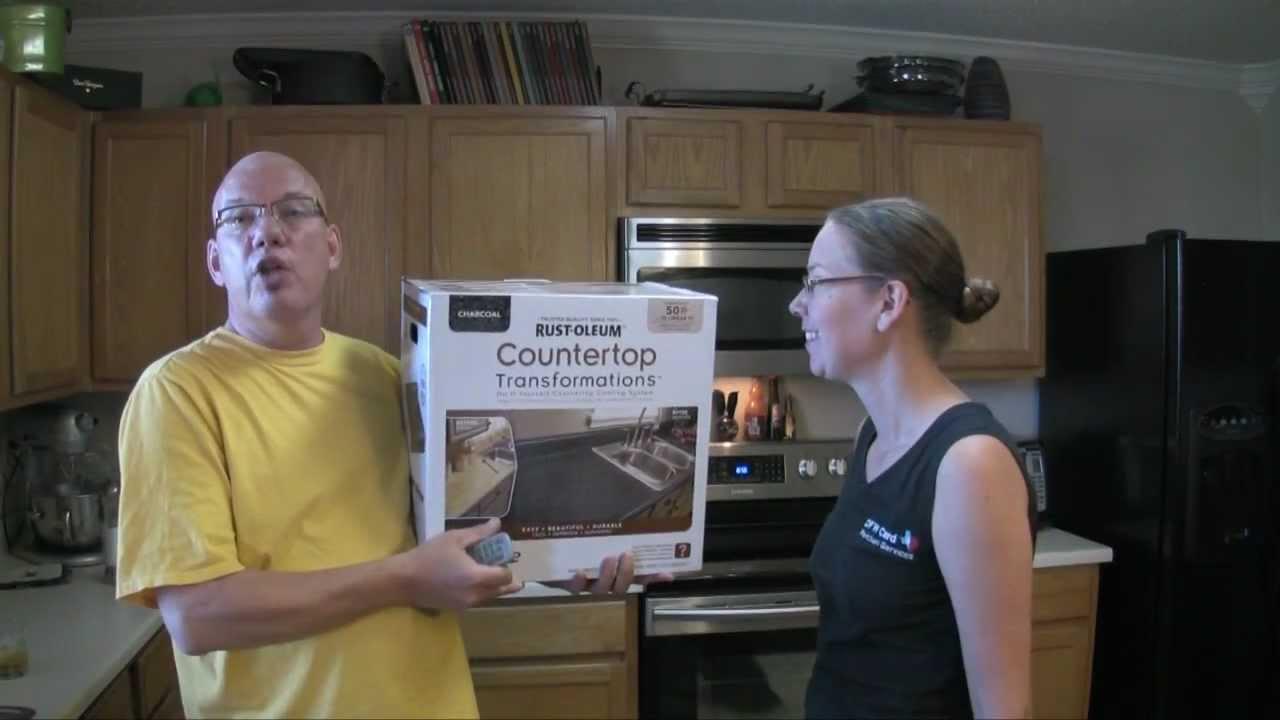 Countertop Paint Problems : Rust Oleum Cabinet Transformations Problems myideasbedroom.com