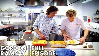 Gordon Ramsay Takes On James May | The F Word Full Episode