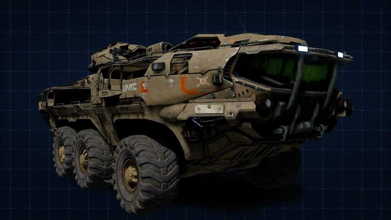 Halo 4 Vehicles Facts Opinions Youtube