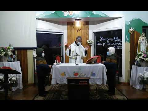 Santa Missa | 31.07.2021 | Sábado | Padre Robson Antônio | ANSPAZ