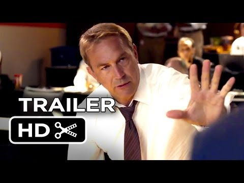Draft Day Official Trailer #1 (2014) - Kevin Costner, Jennifer Garner Movie HD