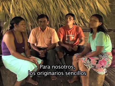 Ditsöwö Tsirík - El camino de la semilla