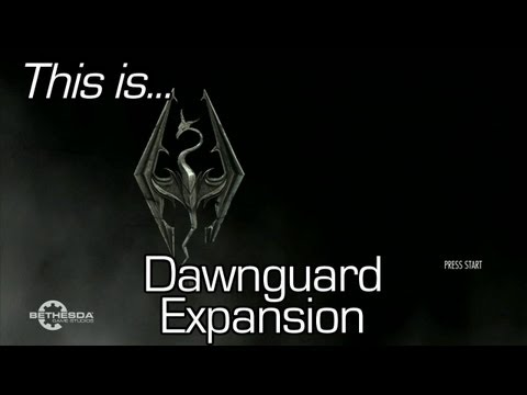 This is... Skyrim: Dawnguard