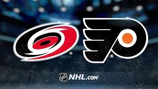 Schenn's overtime winner guides Flyers past 'Canes