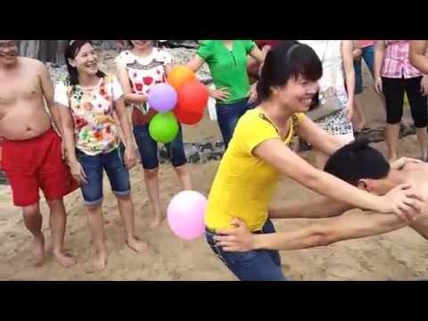 Phi lao vao bong kieu Gangnam style