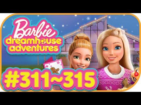Barbie Dreamhouse Adventures #311~315   Budge Studios   Simulation game   Fun mobile Game   HayDay