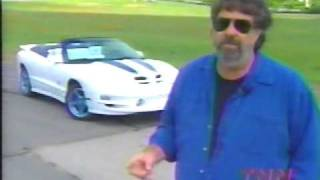 1999 Comparison Of Camaro SS, Trans Am, Mustang Cobra
