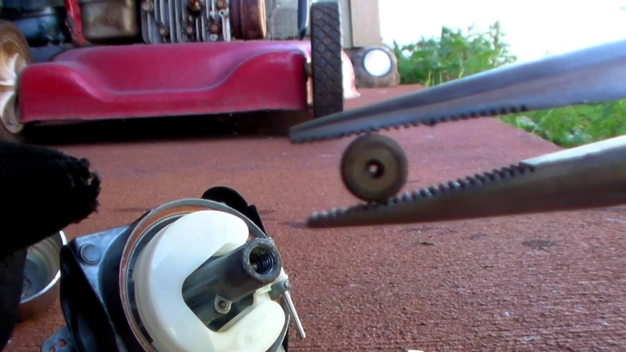 Riding lawn mower won t start - Lawn Mower Won T Start After Winter Storage