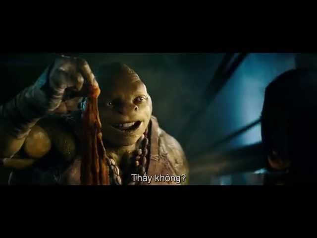 Teenage Mutant Ninja Turtle (Teaser Trailer)