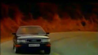 (2) Audi V8 - Reklama TV