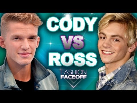 Cody Simpson vs Ross Lynch: Best Style?? - Fashion Faceoff Guys Edition 2014