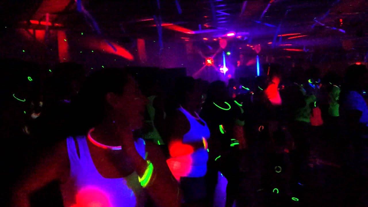Zumba R Black Light Glow Party Illuminate And Glow
