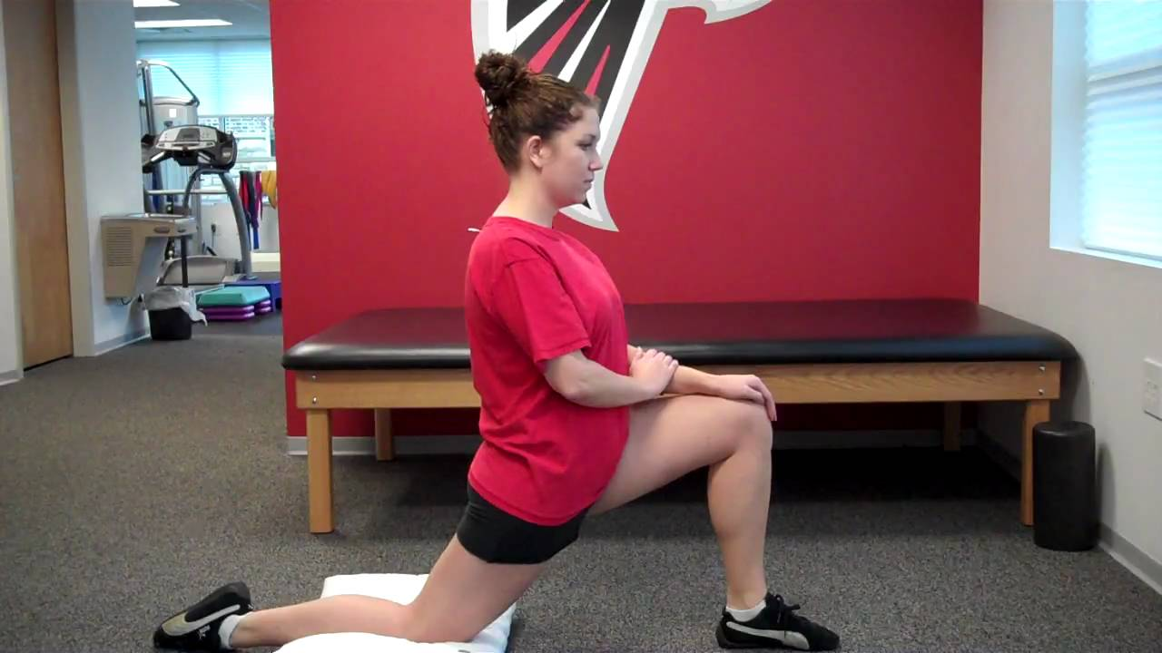 hip flexor sore after sprinting