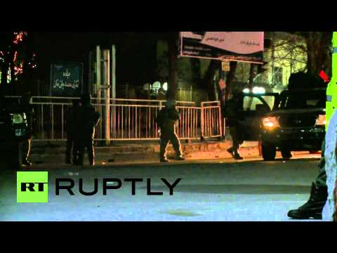 Afghanistan: Eight civilians dead as one of Kabul's