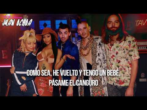 youtube video Nicki Minaj - Kissing Strangers (Subtitulada Traducida Al Español) to 3GP conversion