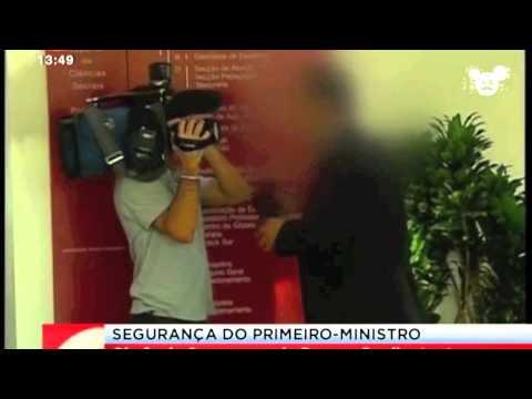 """""""Não me filmas a cara!"""" remix by Os Aristocratas"""