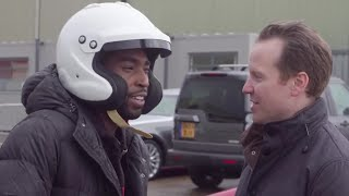 Tinie Tempah vs Toyota GT86 - Top Gear. Watch online.