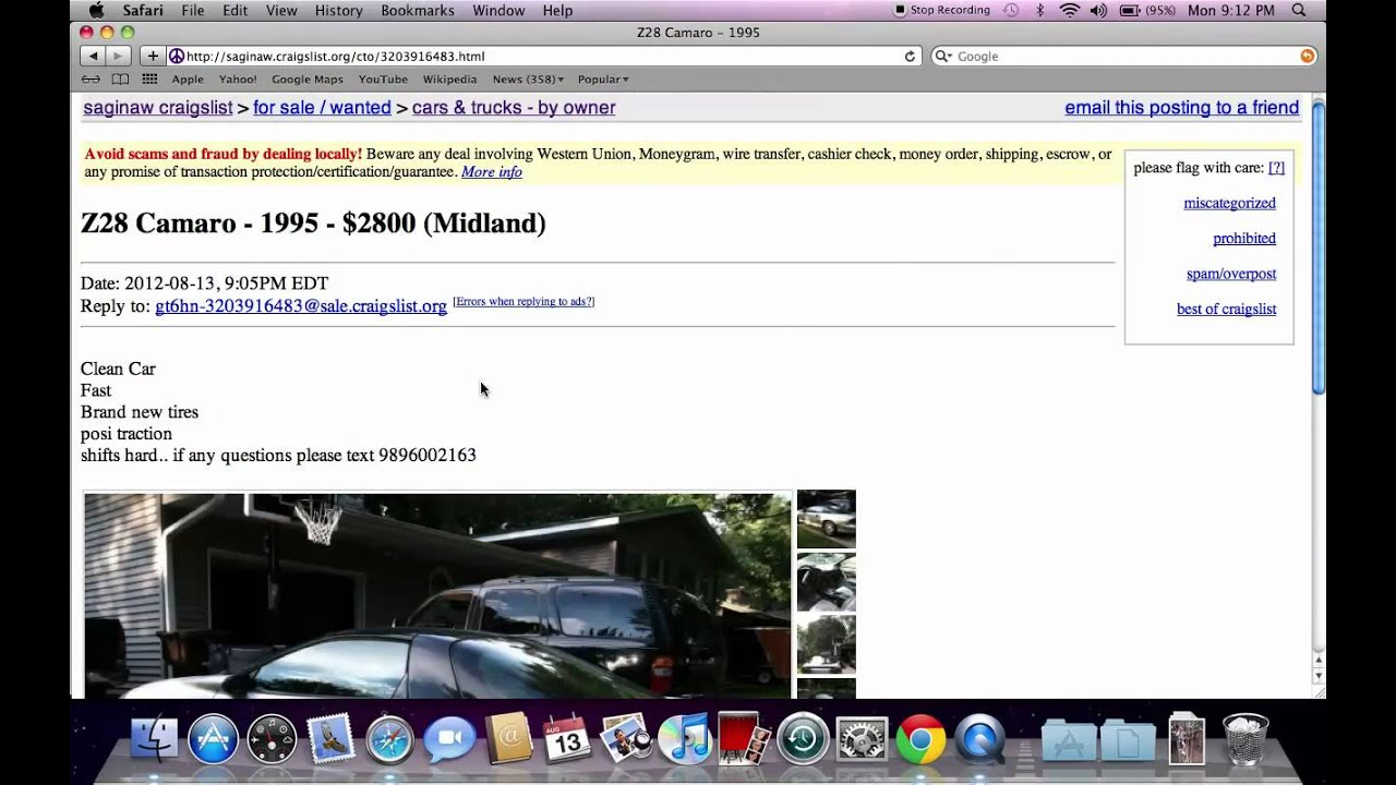 Craigslist autos usados by owner org autos post