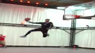 NBA 2k15 NEW Dunk Contest Motion Capture Animations! New