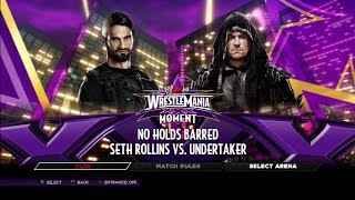 "WWE 2K14 Defeat The Streak ""Seth Rollins"" [Believe In"