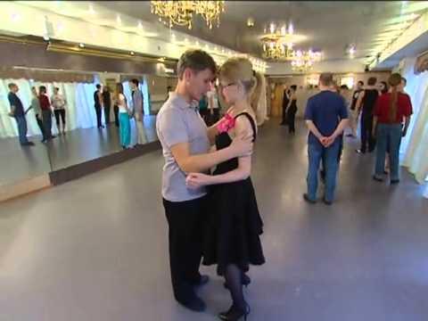 "Танцевальная школа Дива на 5 канале в программе ""Утро на 5"" от 04.12.12 г."