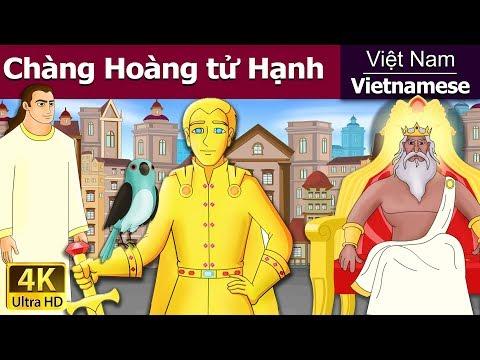 Chàng Hoàng tử Hạnh phúc - The Happy Prince in Vietnam - 4K UHD - Vietnamese Fairy Tales