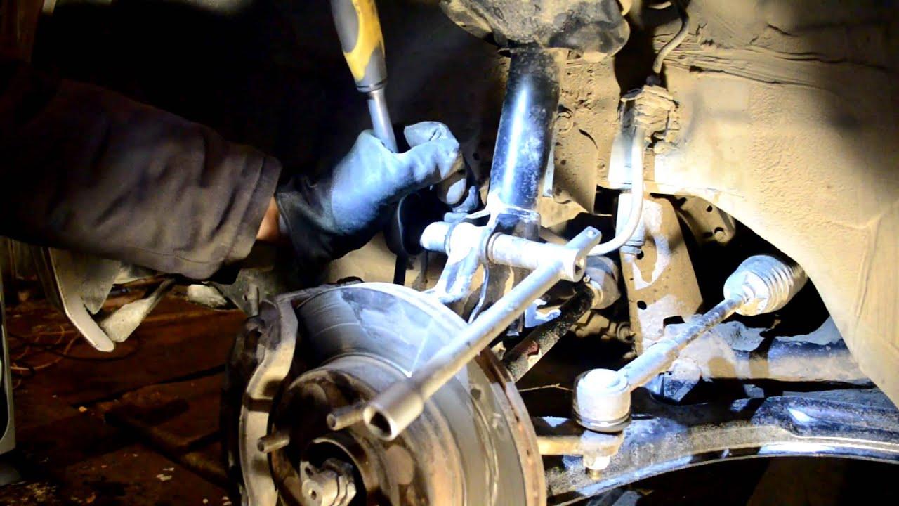 Сход РАЗВАЛ задних колес Subaru, правильное занижение #2 11