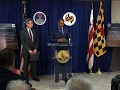 Maryland, DC Attorneys General Sue Pres. Trump