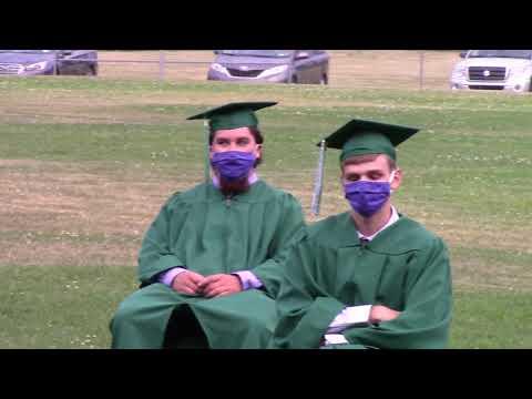 CCRS Graduation 6-26-20