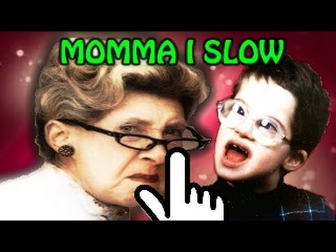 MOM SLOW SON TROLL CHALLENGE 2