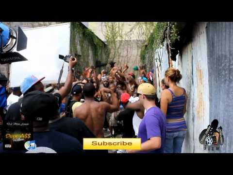 Rick Ross Hold Me Back ( Video Shoot ) In New Orleans* Part 2