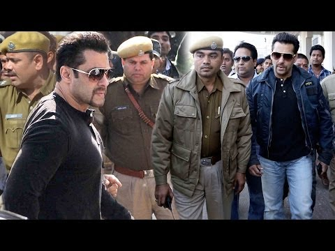 Black Buck Poching Case : Salman Khan Reaches Jodhpur Court
