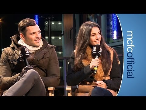CITY SQUARE: Michelle Keegan & Mark Wright interview