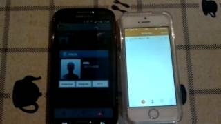 Nextel Prip En IPhone 5S Y Samsung Galaxy S4