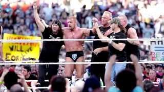 Los 8 Mejores Momentos de Wrestlemania 31