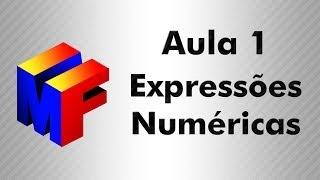 Aula 1 Expressões Numéricas