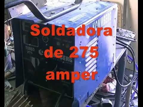 Tutorial de Bobinados  68 maquina de soldar de 275 amp