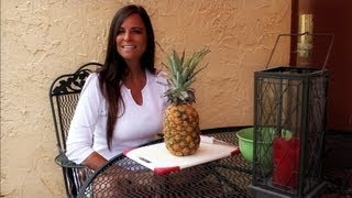 Diets & Weight Loss How To Cut Up A Pineapple Foods To