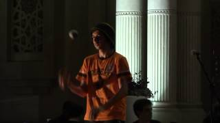 AUS Got Talen — Mohammed Ghonaim (Live Rounds)