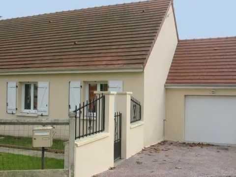 Extension garage accol e la maison mondeville for Agrandissement garage maison